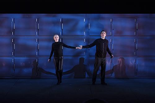 Pelléas och Mélisande. Kungliga Operan, Stockholm 2016