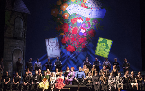 Fastaff 2016. Kungliga Operan