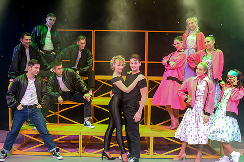 Musikalen Grease 2016.
