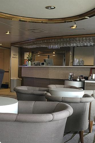 Lounge 2016, Silja Line Serenad. foto Camilla Käller