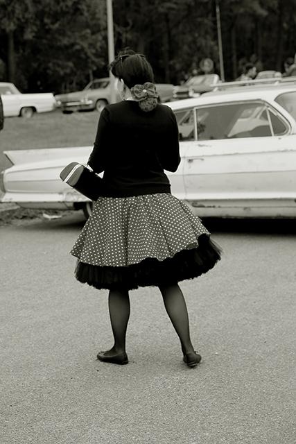 Kläderna är viktiga. Foto Camilla Käller