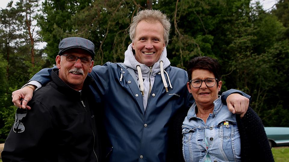 Tack till halva Balticevents (mitten). Till ett bra arrangemang. Foto Camilla Käller