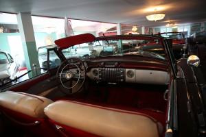 Buick Roadmaster Skylark cabriolet, 1953