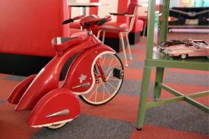 Sky King, trehjuling