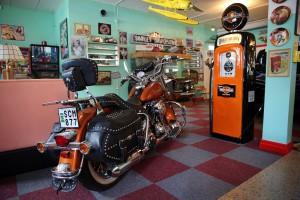Harley Davidson, 2001