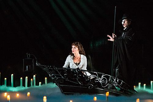 The Phantom Of The Opera, Cirkus 2016