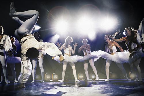 Nötknäpparen. Dansens Hus 2016