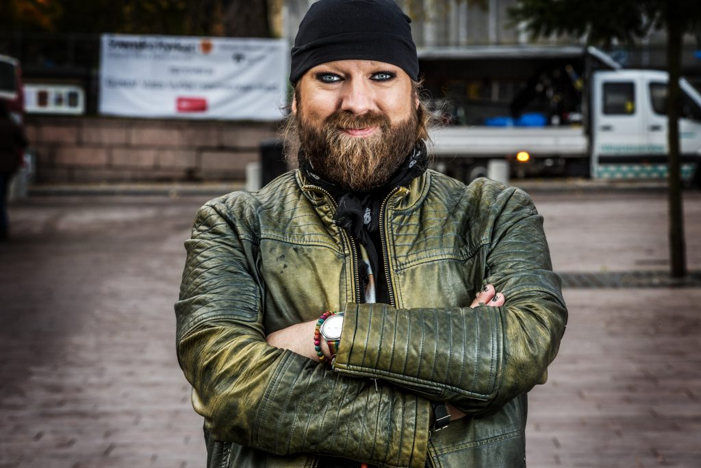 Janne Danielsson /SVT