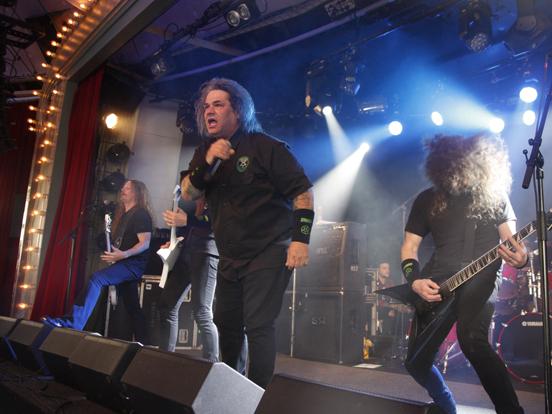 Exodus, Gröna Lund 2018